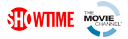 Cable TV Showtime-The Movie Channel Movie Package