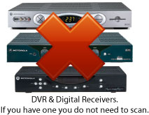 DVR & Digital Receivers