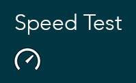 Test with Internet Speeds