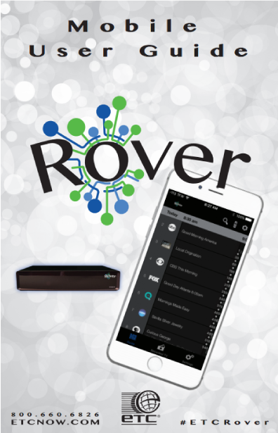 Rover Mobile User Guide