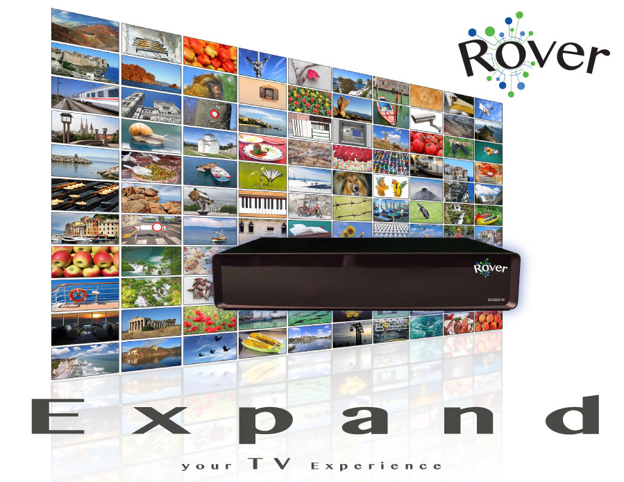 Rover Whole-Home DVR