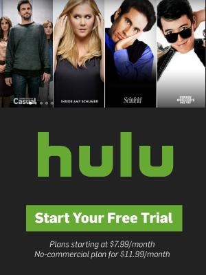 Try Hulu with your Rover DVR