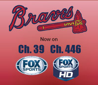 Braves, Speed and Hallmark Movie Channel Moved!