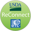 Information on ETC's USDA ReConnect Grant